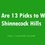 us open golf 13 picks