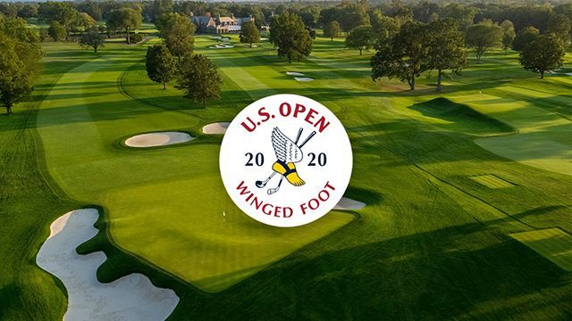 US Open Golf 2020 at Winged Foot