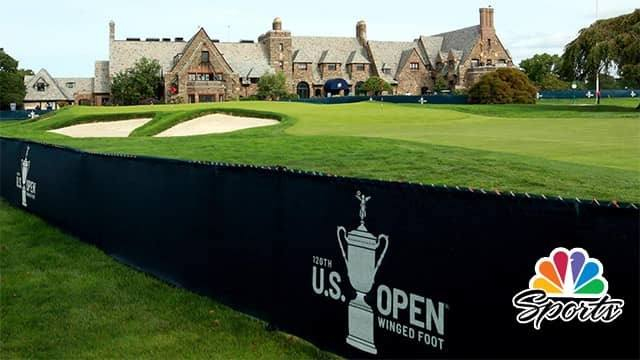 US Open Golf 2021 TV Coverage