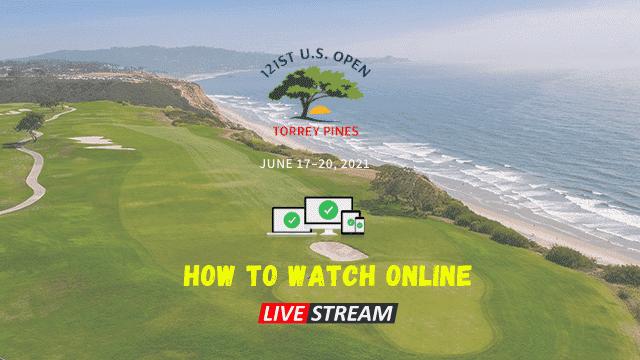 US Open Golf 2021 Live