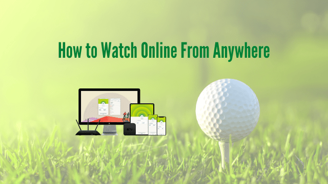 Stream US Open 2021 live From Anywhere